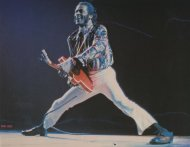 Chuck Berry Promo Print