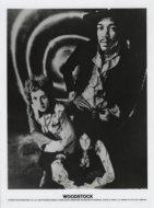 Jimi Hendrix Experience Promo Print