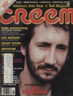 Creem Vol. 12 No. 6 Magazine