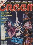 Creem Vol. 12 No. 12 Magazine
