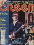 Creem Vol. 10 No. 12 Magazine