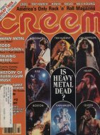 Creem Vol. 11 No. 5 Magazine
