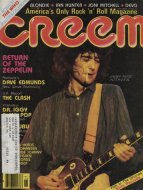 Creem Vol. 11 No. 6 Magazine