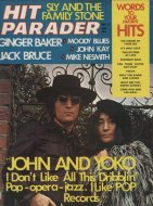 Hit Parader No. 91 Magazine