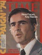 Time Magazine Vol. 104 No. 17 Magazine