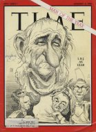 Time Magazine Jan. 5, 1968 Magazine