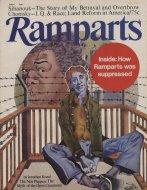 Ramparts Vol. 11 No. 1 Magazine