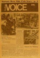 The Village Voice Vol. 16 No. 2 Magazine