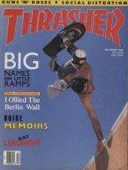 Thrasher December 1988 Magazine