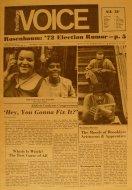 The Village Voice Vol. 15 No. 45 Magazine