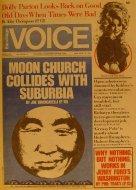 The Village Voice Vol. 21 No. 16 Magazine