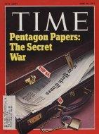 Time Magazine June 28, 1971 Magazine