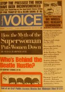 The Village Voice Vol. 21 No. 21 Magazine