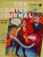 The Comics Journal No. 139 Comic Book