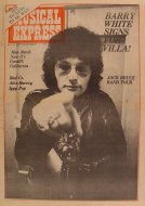 New Musical Express May 3, 1975 Magazine