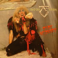 "Twisted Sister Vinyl 12"" (Used)"