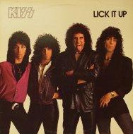 """Kiss Vinyl 12"""" (Used)"""