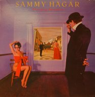 "Sammy Hagar Vinyl 12"" (Used)"