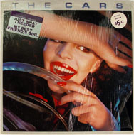 "The Cars Vinyl 12"" (Used)"