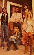 Fleetwood Mac Postcard