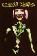 Marilyn Manson Postcard