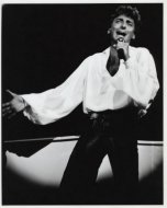Barry Manilow Vintage Print