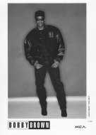 Bobby Brown Promo Print