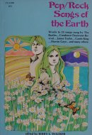 Pop/Rock Songs of the Earth Book