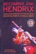 Becoming Jimi Hendrix Book