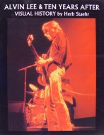 Alvin Lee & Ten Years After Book