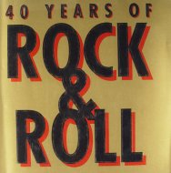40 Years Of Rock And Roll Book