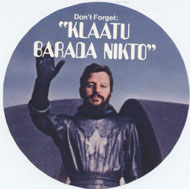 Ringo Starr Handbill