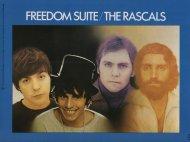 The Rascals Sticker
