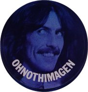 George Harrison Sticker
