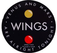 Wings Sticker