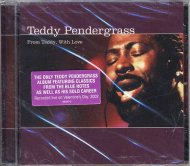 Teddy Pendergrass CD