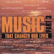 Music That Changed Are Lives Part 3 CD
