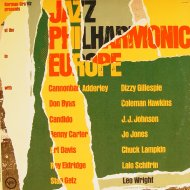 """Jazz At The Philharmonic In Europe Vinyl 12"""" (Used)"""