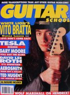 Guitar School Vol. 3 No. 4 Magazine