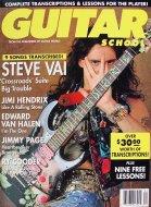 Guitar School Vol. 1 No. 1 Magazine
