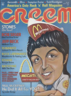Creem Vol. 8 No. 3 Magazine
