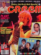 Creem Vol. 17 No. 4 Magazine