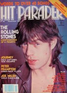 Hit Parader No. 206 Magazine
