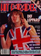 Hit Parader No. 234 Magazine