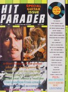 Hit Parader No. 60 Magazine
