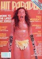 Hit Parader No. 218 Magazine