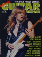 Guitar Heroes No. 7 Magazine