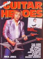 Guitar Heroes No. 9 Magazine