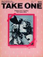 Take One Vol. 4 No. 6 Magazine