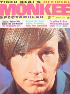Monkee Spectacular Vol. 1 No. 4 Magazine